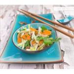 Salade de chou rave aigre-douce