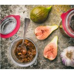 Chutney aux figues fraiches