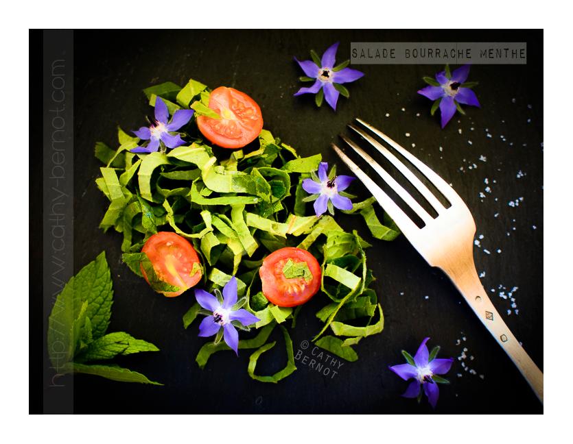 salade-feuilles-fleur-bourrache