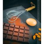 Gâteau au chocolat sans lactose ni gluten