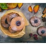 Biscuits de Noël : Linzer Plätzchen à la confiture