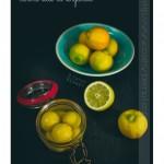 Citron bergamote / citron beldi confit