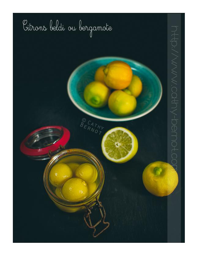 citron beldi confit (citron bergamote)