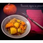 Choucroute potimarron végétarienne