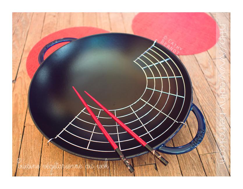 wok recettes végétariennes