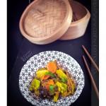 Recettes de wok végétarien de légumes