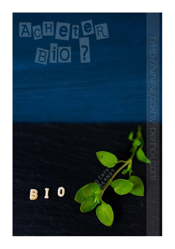 Faut-il acheter bio?