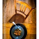 Curry végétarien panais chou rave lait de coco