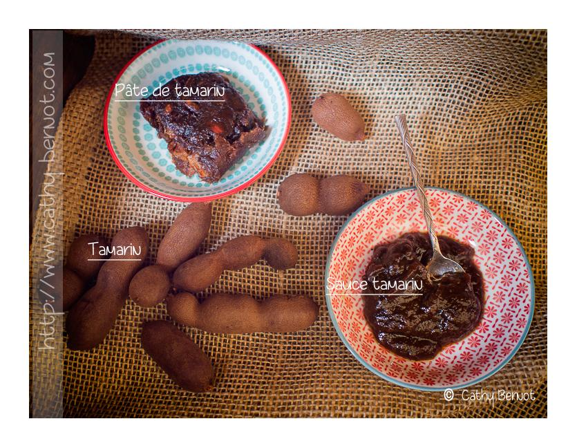 Cuisine indienne : Sauce tamarin sucrée