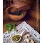 Sauce à la menthe (pesto menthe) sans lactose