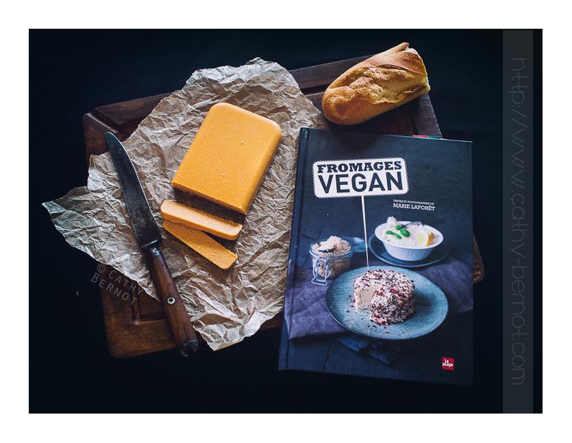 Recettes de fromages végan