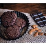 Cookies chocolat amandes fève tonka