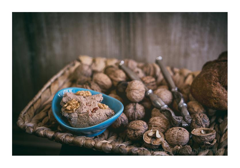 Tartinade végétale aux noix