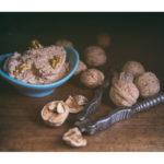 Terrine de lentille aux noix (végétalienne)
